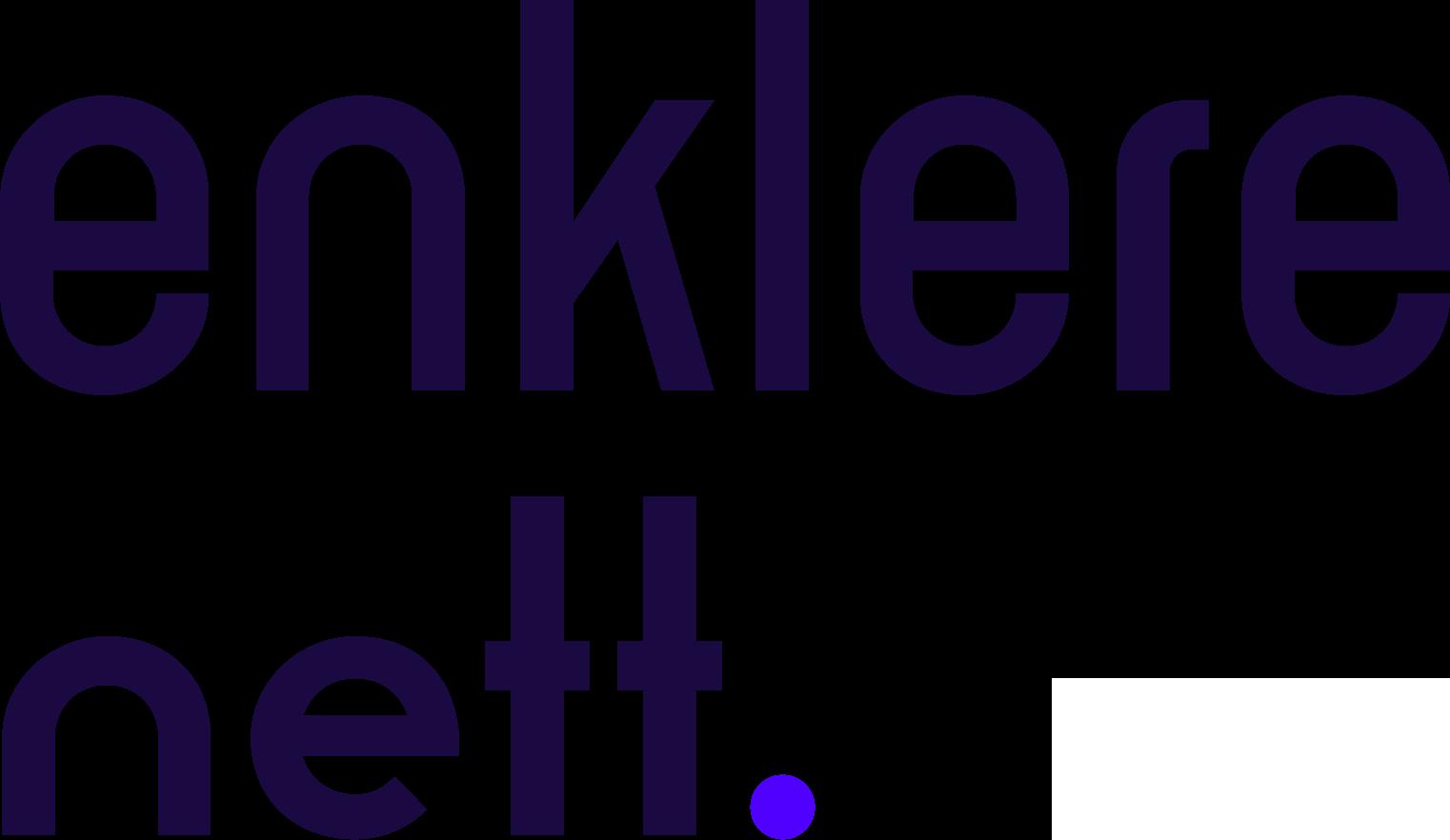 Enklere nett logo